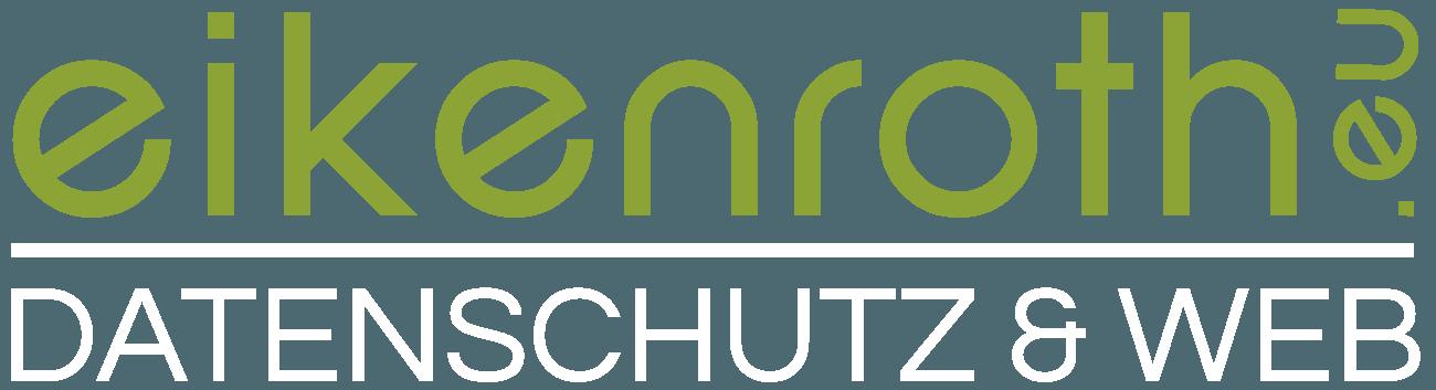 eikenroth.eu | DATENSCHUTZ & WEB