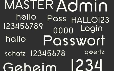 Passwort – Sicherheit und Management