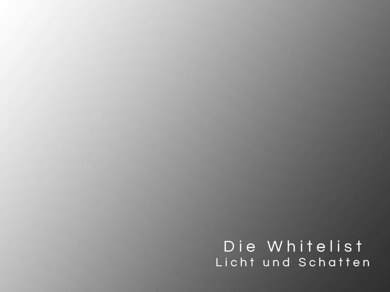"""""""Whitelist"""" beim Online-Shopping – Licht und Schatten"""